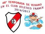 Pileta CAF - Temporada 2016 / 2017