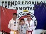 Castillos en Encuentro de Taekwondo - Foto FM Spacio