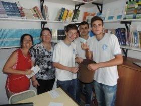 Sorteo EETP 298 - Foto FM Spacio