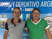 Osvaldo Franconi y Sebastián Clotet