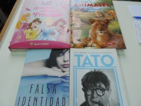 Propuestas literarias - Foto FM Spacio