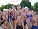 Encuentro de natacion CAP - Foto FM Spacio