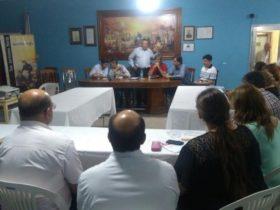 Presidentes Comunales - Foto Ruben Pirola
