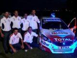 Presentacion Equipo Peugeot