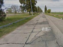 Ruta Provincial 6 - Foto Google