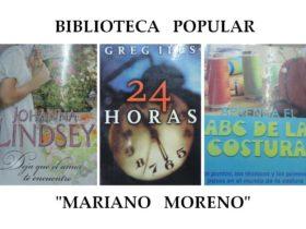 Propuestas literarias - Imagen FM Spacio