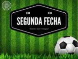Segunda Fecha - Prensa LEF
