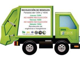 Recoleccion de residuos