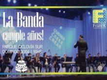 Banda Comunal - Afiche Comuna de Franck