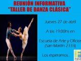 Taller de Danza Clasica