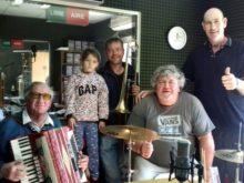 Lustiger Takt Orchester - Foto FM Spacio