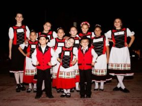 Cuerpo de baile Asociacion Suiza Interlaken