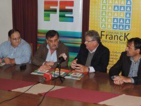 Aportes provinciales para viviendas - Foto FM Spacio
