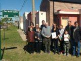 Homenaje a Mario Jullier - Foto FM Spacio