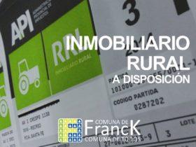 Inmobilario Rural - Imagen Comuna de Franck
