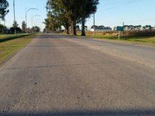 Ruta Provincial 6 en San Carlos Centro