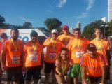 Franckinos en Media Maraton de Rosario