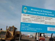Autopista RN 19 - Foto Vialidad Nacional