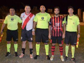 LEF Primera CAF vs ADJ - Foto FM Spacio