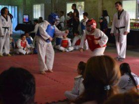 Encuentro Infantil Taekwondo WTF