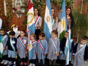 Acto por el 25 de Mayo - Foto FM Spacio