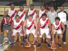 Primera de Basquet CAF - Foto FM Spacio