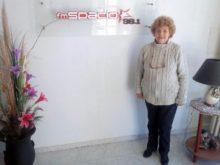 Perla Zuber - Foto FM Spacio