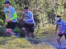 Sebastian Degiorgio en carrera de Valle Maria