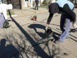 Mantenimiento de pavimentos - Foto Comuna de Franck