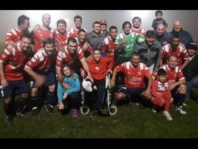 Independiente San Jose - Campeon Senior