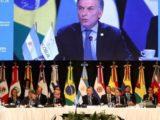 Macri Mercosur - Foto Reuters