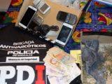 Secuestro PDI en Esperanza - Foto Prensa GSF