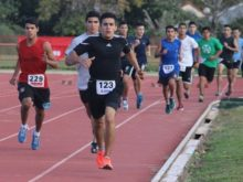 Atletismo en Santa Fe Juega - Foto Prensa GSF