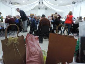 Cena Club de Abuelos - Foto FM Spacio