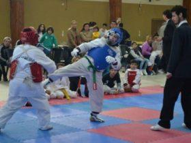 aekwondo del CSyDA - Foto Gustavo Grenon