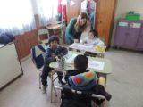 Escuela Especial - Foto FM Spacio