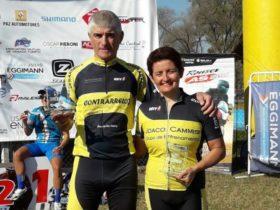 Hugo Fanlo y Carina Parada - Foto FM Spacio