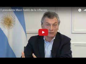 Macri - Video Telam