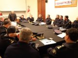 Reunion Policial - Foto Prensa GSF