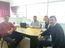 Reunion con la Biblioteca - Foto Comuna de Franck