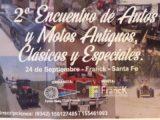 Afiche Cycles Moto Club Franck