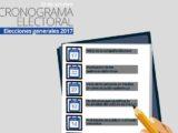Cronograma Electoral - Imagen Telam