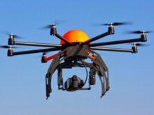 Dron para el agro - Foto INTA