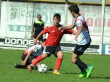 LEF Inferiores CAF vs CABM - Foto FM Spacio
