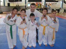 Taekwondo del CSyDA - Foto Gustavo Grenon