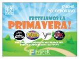 Fiesta de la Primavera - Afiche Comuna de Franck