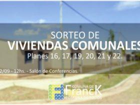 Sorteo de Viviendas - Imagen Comuna de Franck