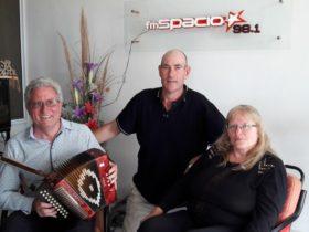 Montu con Zuber y Neifert - Foto FM Spacio