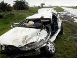 Accidente Fatal en San Carlos Sud - Foto LVZR