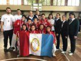 Antonela Espindola en Juegos Evita 2017